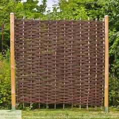 Fence Screening, Buy Cheap, Wicker, Outdoor Structures, Diy, Stuff To Buy, Classical Music, San Antonio, Cabins