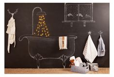 "ZARA HOME KIDS, ""It was the night before Christmas..."", pinned by Ton van der Veer"