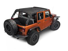Rugged Ridge Eclipse Wrangler Sun Shade 13579.05 (07-14 Wrangler JK 4 Door) - Free Shipping