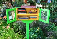 Little Free Libraries in Toronto