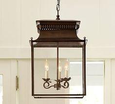 Pendant Lighting, Pendant Light Fixtures & Lights   Pottery Barn  $399