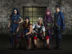 See Tons of New 'Descendants 2' Character Photos