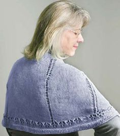 Knitting Patterns Free Cape Prayer Shawl New Ideas Knitting Daily, Knitting For Charity, How To Start Knitting, Knitting Patterns Free, Free Knitting, Free Pattern, Knitting Ideas, Knitting Scarves, Knitting Stitches