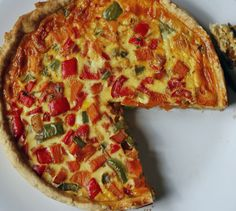 This quiche is the simplest thing you will make! Happy Friday everyone     http://polkadotchic.net/2016/04/07/my-inability-to-deal-with-helplessness-and-a-quiche-recipe/