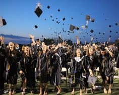"GRADUATION 1ST PLACE 2014 // ""Finally Here"" by Dylan Crow, Shawnee Mission West High School [KS] Adviser - Amy Morgan. #Jostens #PhotoContest"