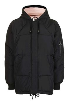 Real Down Puffer Jacket
