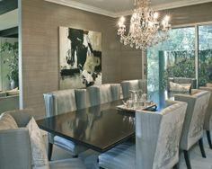Home Decor Contemporary Dining.