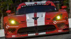 Kuno Wittmer to race Viper SRT GT3-R in Pirelli World Challenge at Toronto