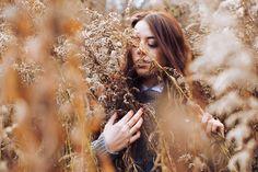 Nature photo, model. fashion photo