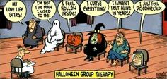 www.all-about-psychology Halloween Group Therapy!