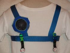Harness for AAC devices