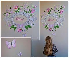 1000+ images about Onze muurschilderingen  Atelier de groene ballon ...