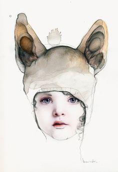 Whimsical Childhood Daydreams - My Modern Met