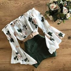 Girls Fashion Clothes, Teen Fashion Outfits, Mode Outfits, Cute Fashion, Outfits For Teens, Cute Summer Outfits, Cute Casual Outfits, Girly Outfits, Pretty Outfits