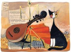 Rosina Wachtmeister Galerie, Waiting for a concert