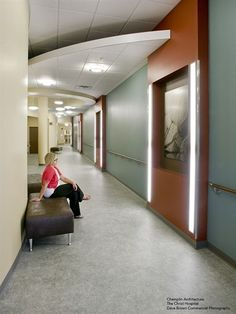 Mannington Commercial's Lacosta flooring at The Christ Hospital by Champlain…