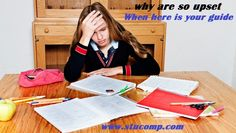 At that time you can directly get the assignment help through online. Maybe you get shocked that how online can assist you get your problem solved easily and quickly.  http://www.stucomp.com/blog/confused-to-solve-subject-question-visit-online-tool-only/