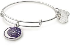 Alex and Ani Stellar Love Charm Bangle Bracelet