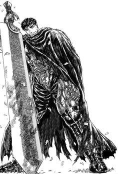 Berserk - Guts with Dragonslayer