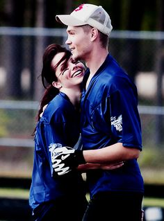 OTH..Lucas and Brooke                                                                                                                                                                                 More