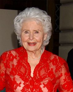 """Frances Reid, known for her role as Alice Horton on the TV soap opera """"Days of our Lives"""" since its debut in 1965, died on Feb. 3, 2010, at the age of 95."""