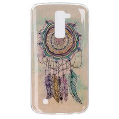 Luxury Paint Soft TPU Silicone Phone Cover Case For LG K10 Lte K 10 M2 K410 K420N K430DS F670 Dual Case Cartoon Back Cover Skin