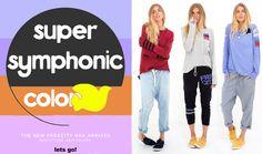 Shop the New FREE CITY Super Symphonic Color Collection Online at LA's Ron Herman Boutique