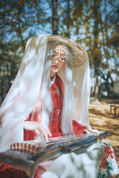 Archive for Chinese History, Culture, & Creativity Traditional Fashion, Traditional Chinese, Chinese Style, Traditional Dresses, Chinese Art, Hanfu, Geisha, Chinese Clothing, Oriental