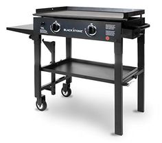 $170 - Blackstone-28-Inch-Outdoor-Cooking-Gas-Grill-Griddle-Station