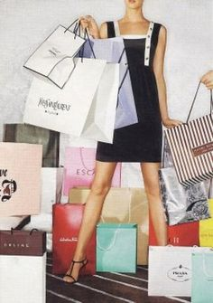 ohhh my...this would be the perfect shopping day;)