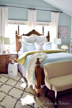 Wonderful White Lamps From @HomeGoods Make This Room Fabulous. (Sponsored  Pin)