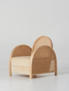 The Auckland based design studio unveils its elegant new Arch collection. The Auckland based design studio unveils its elegant new Arch collection. Bali Furniture, Dream Furniture, Furniture Design, Decoupage Furniture, Plywood Furniture, Painted Furniture, Modern Furniture, Wicker Chairs, Rattan