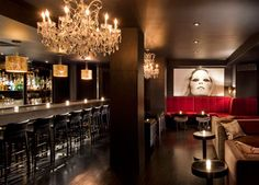 Paramount Bar in Paramount Hotel, New York City