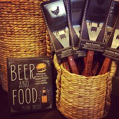 """""""Beer & Food"""" is perfect for summer!"""