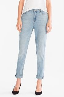 THE GIRLFRIEND JEANS - organic cotton