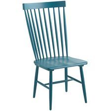 Marcel Turquoise Dining Chair