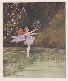 Ida Rentoul Outhwaite 'Fairy Frolic' 1931   eBay