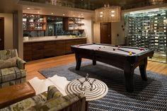 private residence | alice lane home collection |sleek, elegant, cognac