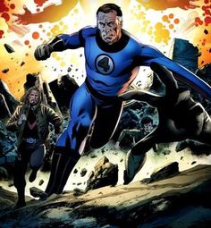 Reed Richards (Mr. Fantastic)