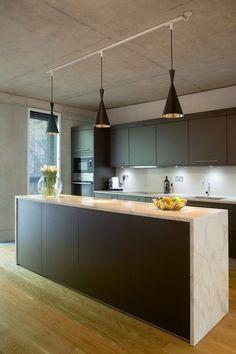 Cool track lighting for a kitchen pinteres facilisimo aloadofball Image collections