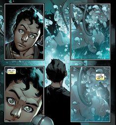 Star Wars : Kanan The Last Padawan #7 - Caleb approaches the comatose Depa Billaba in the bacta tank - IMG_0611.jpg (669×721)