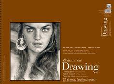 400 Series Drawing Pad 18x24