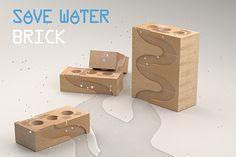 save water bricks