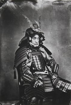 vintage everyday: Extremely Rare and Fascinating Photos of the Last Samurai Living in 19th Century Japan