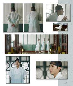 조선 패피 이영, 박보검 < 구르미 그린 달빛 > [ 출처 : 디시 구르미갤러리 ]