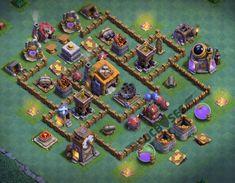 Base Aula Tukang Level 5 Terkuat Anti Bintang 1 10