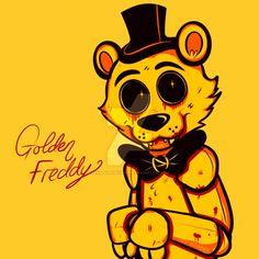 Fnaf Golden Freddy, Freddy 3, Fnaf 1, Donnie Wahlberg, Fnaf Characters, Fnaf Drawings, Five Nights At Freddy's, New Pins, Fandoms