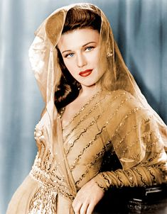 Classic Hollywood~Ginger Rogers