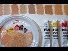 Tutorial ACUARELAS para Principiantes: Como pintar la NIEVE 3 TIPS faciles y divertidos (Clase n.23) - YouTube