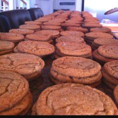 Christmas Ginger Cookies #food #recipe